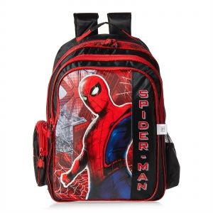 aa056fde702b Marvel Spider Man Movie School Backpack for Boys - Multi Color
