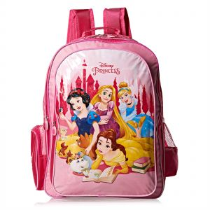 31f3689c9b31 Disney Princess School Backpack for Girls - Pink