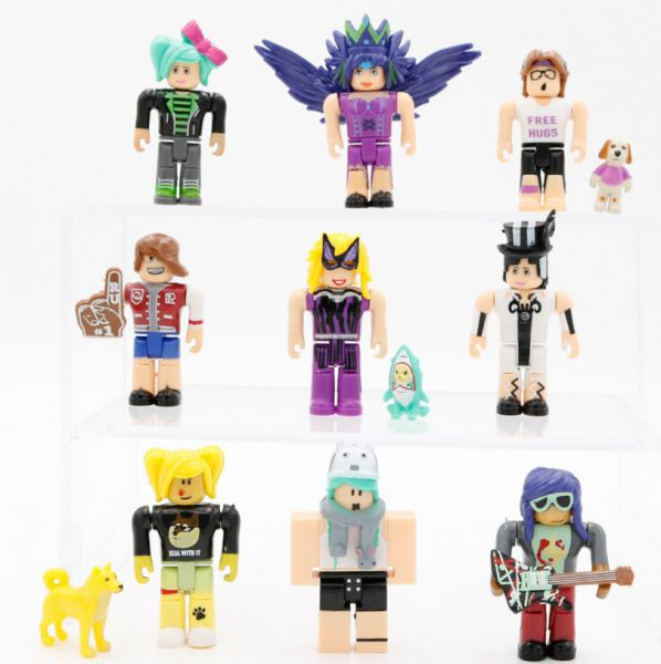 Roblox Game Characters Figurines 7 8cm Action Figures Pvc Doll