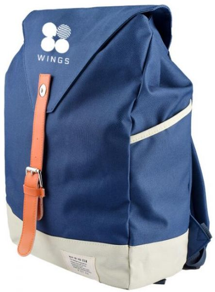 Korea BTS Newest design Multifunctional fashion cool Laptop Travel canvas  Backpack  ecf547d5f5529