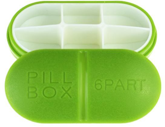 Small Portable Medicine Box A Week With The Pill Medicine Box Japan