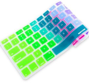 Rainbow Keyboard Cover Silicone Skin For MacBook Pro 13inch 15 inch (2012-2015) (With Or W/Out Retina Display) MacBook Air/Pro/Retina (13inch & 15inch) - ...