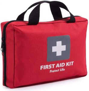 2b8c93729765 First Aid Kit - 200 piece - for Car