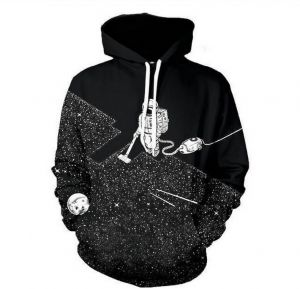 09bd86a9375 Creative Starry sky Hoodies For Women Men fashion Streetwear Clothing  Hooded Sweatshirt 3d Print Hoody casual Pullover mm