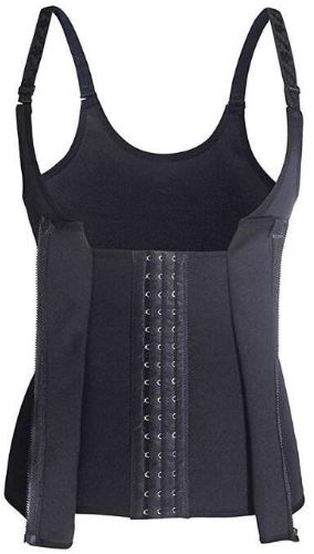 729b2e5cd40b44 Women Waist Trainer Cincher Vest for Women Neoprene Slimming Tank ...