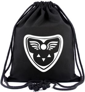 251073ad49d9 Anime Game Undertale Backpack Drawstring Backpack Canvas practical  Drawstring student bag