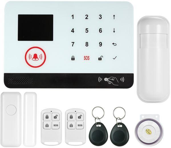 Back To Search Resultssecurity & Protection Wifi Burglar Alarm System Door Sensor Pir Motion Detector Home Security Alarm System App Remote Control Special Summer Sale