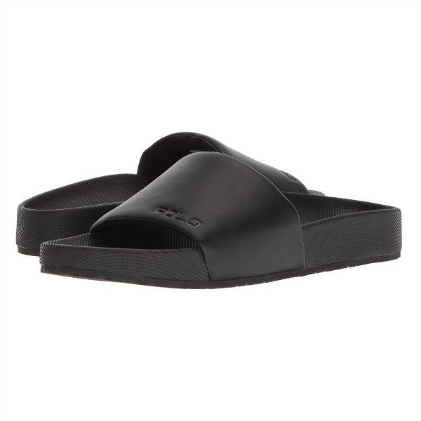Polo Ralph Lauren Cayson Casual Slippers For Mens   Souq - UAE 70d1f338c2f