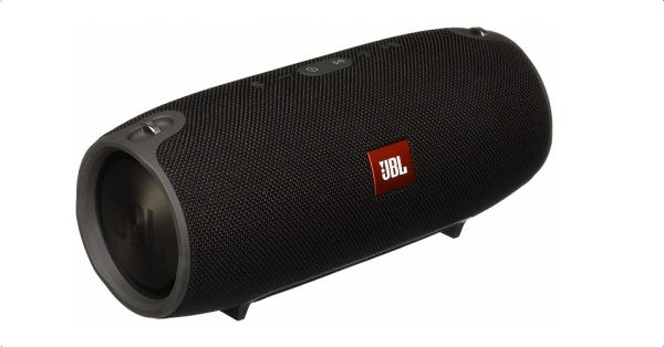Jbl Xtreme 2 Bluetooth Mini Speaker Black Jblxtrem2blkeu Ksa