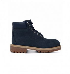 c286834b0610 Timberland 9477R Premium 6 Inch Water Proof Boot For Boys- Navy Blue