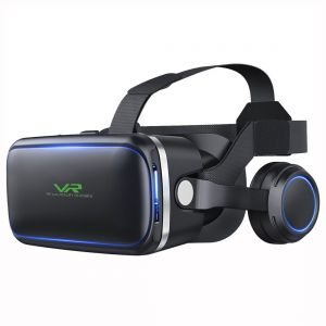 4e857b1c34 SHINECON VR Box Google Cardboard Virtual Reality 3D Glasses for Smartphones