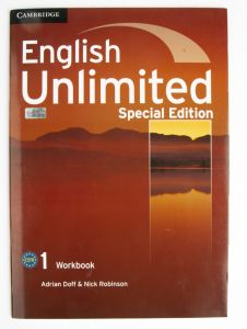كتاب English Unlimited Special Edition
