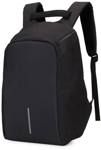 5e6ad85fd Anti-Theft Travel Backpack Large Capacity Waterproof Laptop Bag with USB  Charging Port - Black | Souq - Egypt