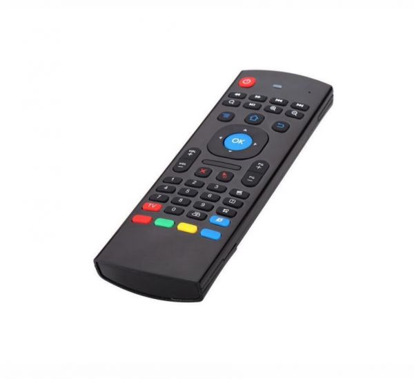MX3 Portable 2.4G Wireless Remote Control Keyboard Controller Air Mouse for Smart TV Android TV box mini PC HTPC
