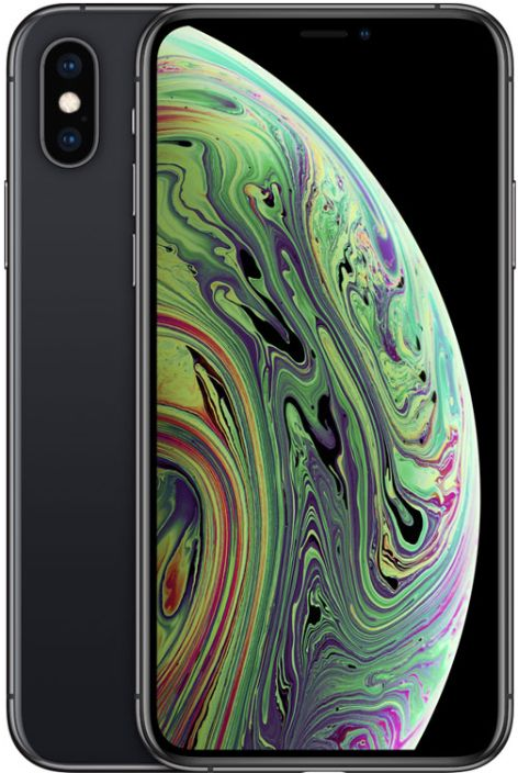 Apple iPhone Xs Max With FaceTime - 64GB, 4G LTE, Space Gray