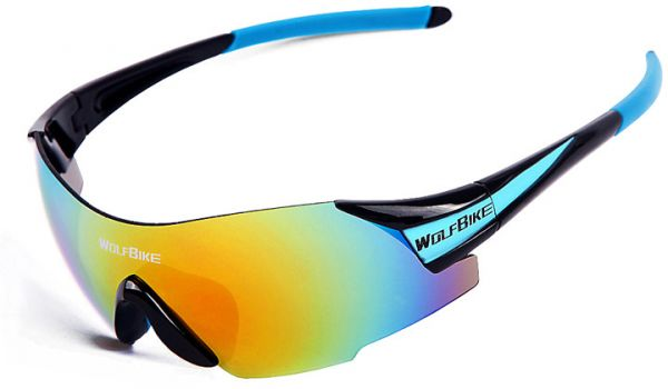 2cc151eb2bb1 fashion Outdoor Riding Cycling Sunglasses Glasses Riding windproof Sport  Windproof Mirror Eyewear