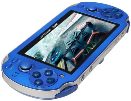 4 3 Inch PMP Handheld Game Player MP5 Player Video FM Camera Portable Game  Console