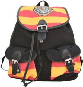 67c3ce69f068 Harry Potter Hogwarts School of Witchcraft and Wizardry drawstring Backpack  bag Teenage Girls Men and Women Leisure Rucksacks
