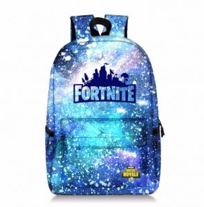 eb4fa4c185af Psychedelic Color Print Sky Night Star Backpack Big Capacity Student Bag