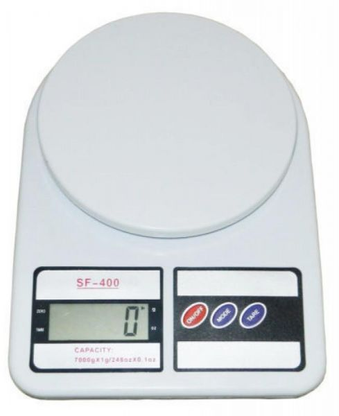 Digital kitchen balance load 7 kg Sensitivity 1 gram