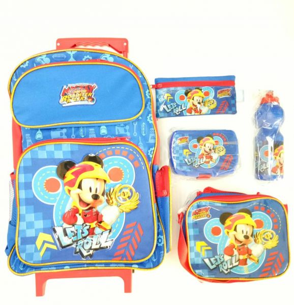 e72fd4a1fac Disney mickey and the roadster racers VALUE PACK set of 5 pcs ...