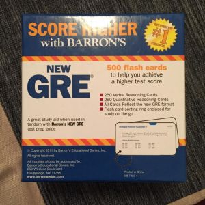 barrons ap environmental science flash cards 2nd edition