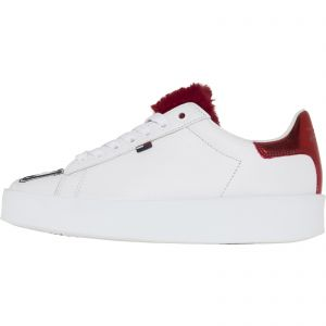 07620ec22d51d Tommy Hilfiger White Fashion Sneakers For Women