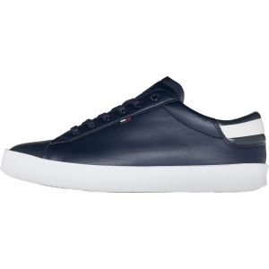3957c8b22579 Tommy Hilfiger Black Fashion Sneakers For Men