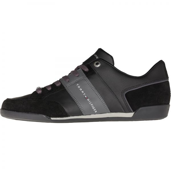 8b329a16f1d4 Tommy Hilfiger Low Cut-Sneakers For Men - Black