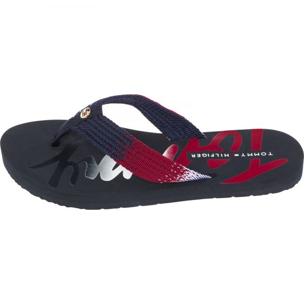 3f76d15d2 Tommy Hilfiger Flip Flop-Sandals For Women - Rwb
