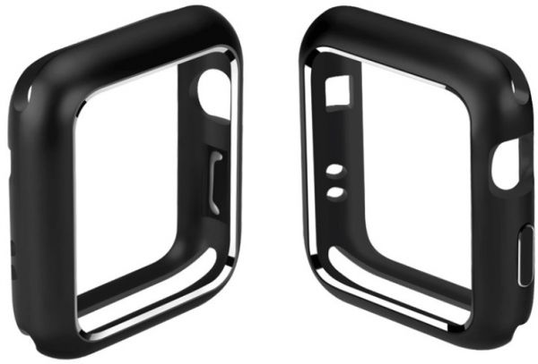 0277154c8 Magnetic Adsorption Metal Frame Protective Case For Apple Watch Series 1 2  3 42mm Cover Shell Bumper Built-in Magnet