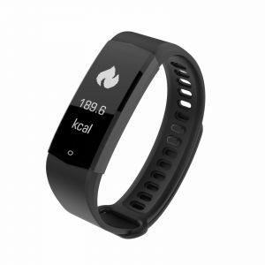 Lenovo HX06 Smart Bracelet Wristband Fitness Tracker Waterproof Black