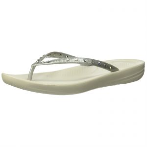 93fc533d072 FitFlop Crystal Iqushion Ergonomic Sandals For Women