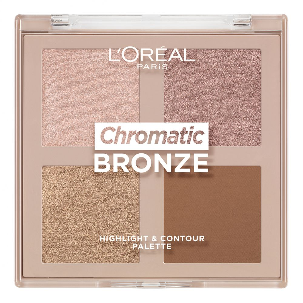 L'Oreal Paris Highlight & Contour, Chromatic Bronze