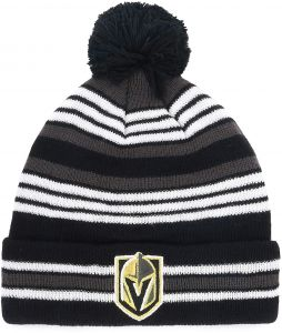finest selection 6bcbc 0085b ... coupon code for ots nhl toronto arenas rickshaw cuff knit cap with pom  black kids 2aecc