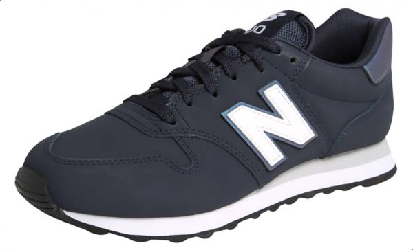 17f78791f743d New Balance NB-500 Training Sneakers For Women - Navy