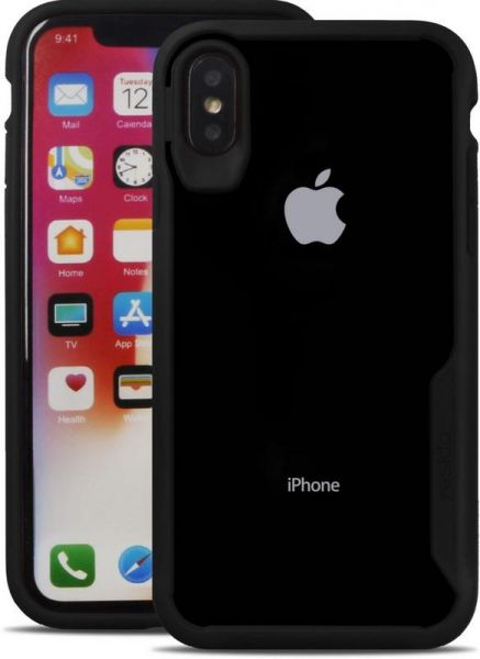 iphone XS MAX Back Case Ipaky - Black