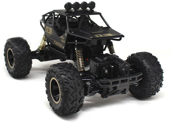 Cars Off Road Rock Vehicle Crawler Truck 2 4ghz 4wd High Speed 1