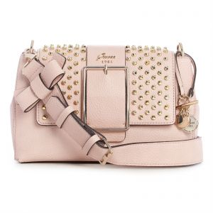 Guess Crossbody Bag for Women Light Pink : Buy Online at