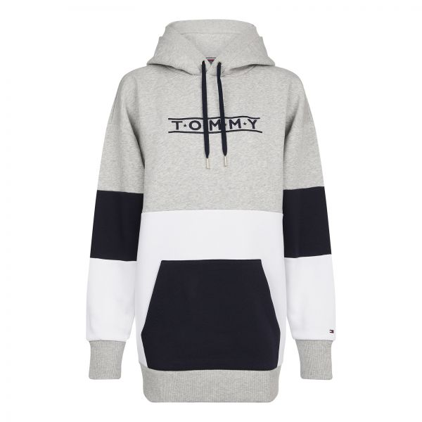 5a2efb187a78d4 Tommy Hilfiger Hoodie for Women - Black, Grey and White | KSA | Souq