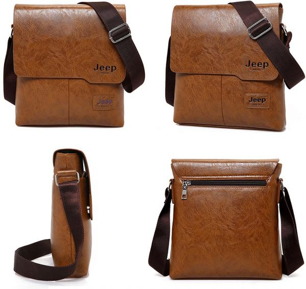 0862cfc375a5 Men Messenger Bag Fashion Man Leather Tote Bags Male Cross Body Shoulder  Business Bags For Men