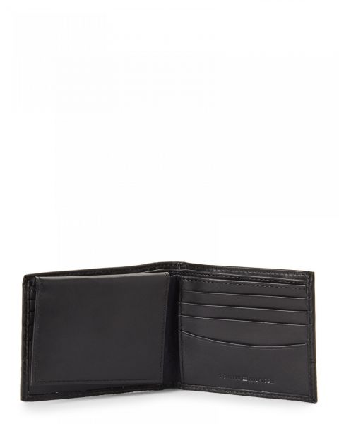 fashion style fresh styles website for discount Tommy Hilfiger Leather Bifold Wallet Valet RFID Protection ...