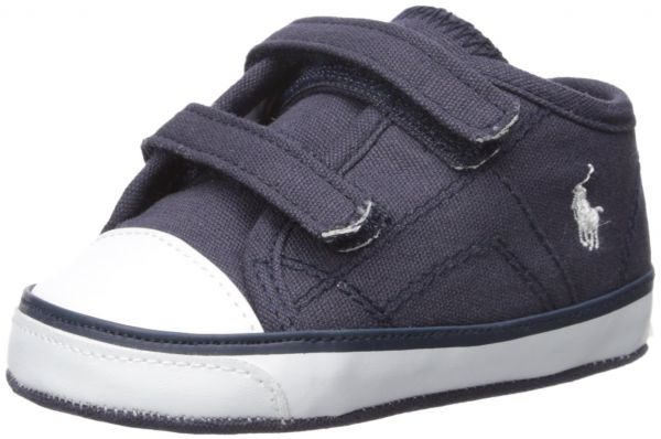 Ralph Lauren Layette Captain EZ Crib Shoe Infant//Toddler