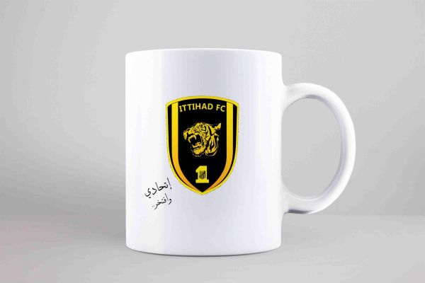 d78097e6e68b Al Ittihad Coffee Mug - Saudi Football Teams
