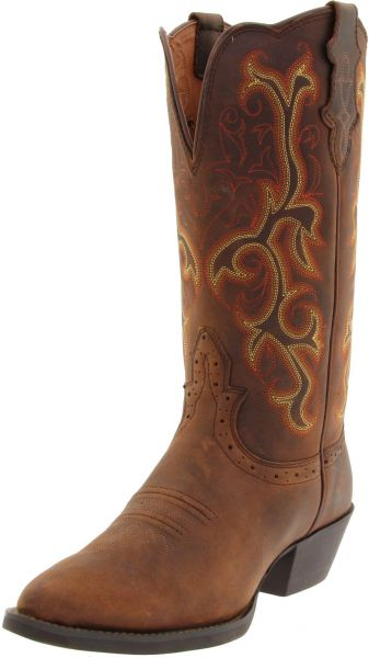d0e103a8489 Justin Boots Women's Stampede Collection 12