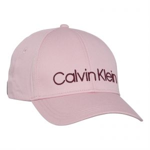 05a4bd62b511 Calvin Klein Baseball Cap for Women - Pink