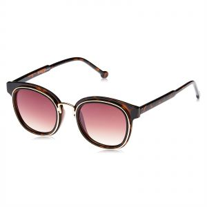 TFL Round Sunglass for Women - Brown Lens