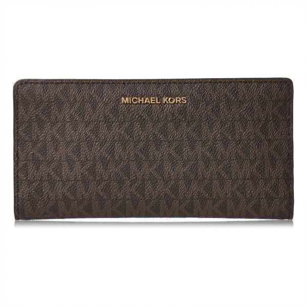 e73db9692f2d Michael Kors Wallet Set For Women - Brown Price in Saudi Arabia ...