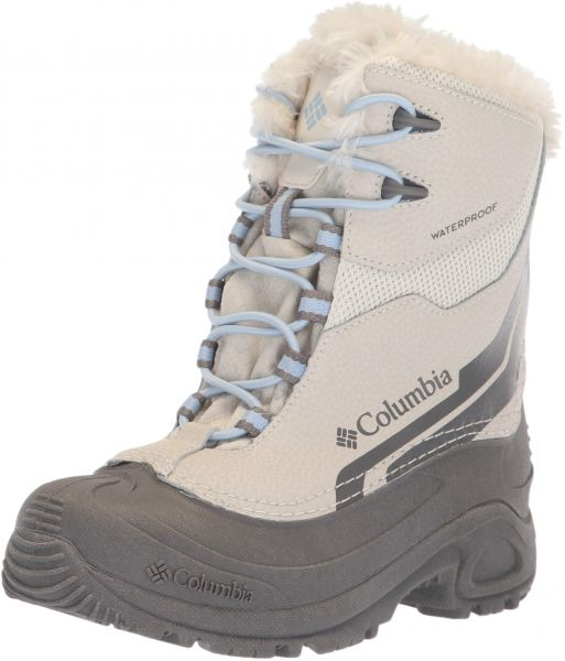 f77e8dc3cb06 Columbia Girls  Youth Bugaboot Plus IV Omni-Heat Snow Boot