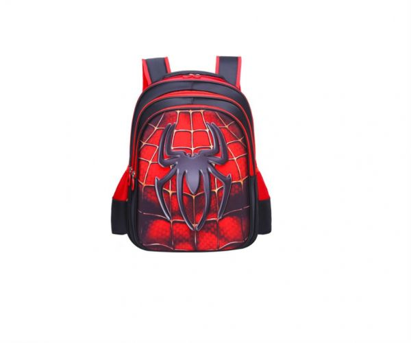395e140fd953 Convenient and practical Superhero Boys  3D School Backpack